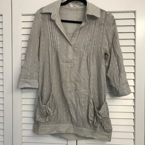 Millau Embroidered Cotton Tunic
